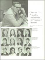 1971 A.C. Flora High School Yearbook Page 48 & 49