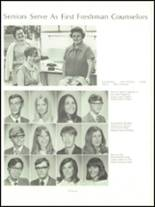 1971 A.C. Flora High School Yearbook Page 50 & 51
