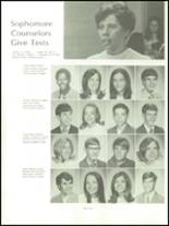 1971 A.C. Flora High School Yearbook Page 52 & 53