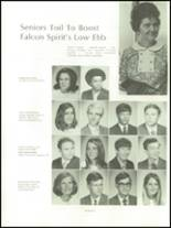 1971 A.C. Flora High School Yearbook Page 56 & 57