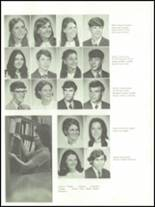 1971 A.C. Flora High School Yearbook Page 58 & 59