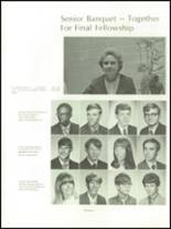 1971 A.C. Flora High School Yearbook Page 60 & 61
