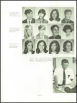 1971 A.C. Flora High School Yearbook Page 64 & 65