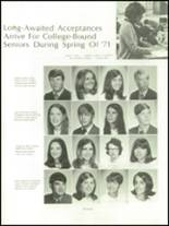 1971 A.C. Flora High School Yearbook Page 66 & 67