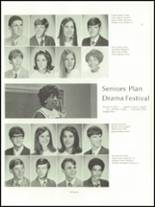 1971 A.C. Flora High School Yearbook Page 68 & 69