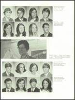 1971 A.C. Flora High School Yearbook Page 72 & 73