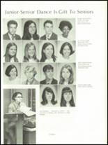 1971 A.C. Flora High School Yearbook Page 74 & 75