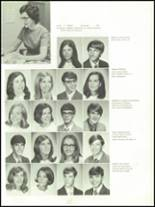 1971 A.C. Flora High School Yearbook Page 78 & 79