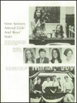 1971 A.C. Flora High School Yearbook Page 80 & 81