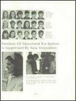 1971 A.C. Flora High School Yearbook Page 86 & 87