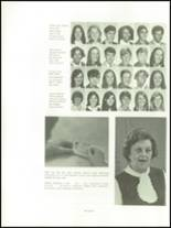 1971 A.C. Flora High School Yearbook Page 88 & 89