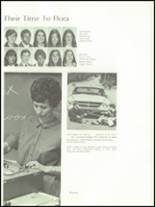 1971 A.C. Flora High School Yearbook Page 96 & 97