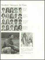 1971 A.C. Flora High School Yearbook Page 98 & 99
