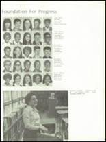 1971 A.C. Flora High School Yearbook Page 102 & 103