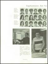 1971 A.C. Flora High School Yearbook Page 106 & 107