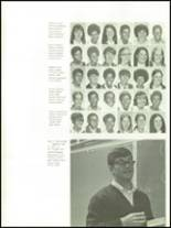 1971 A.C. Flora High School Yearbook Page 108 & 109