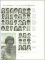 1971 A.C. Flora High School Yearbook Page 110 & 111