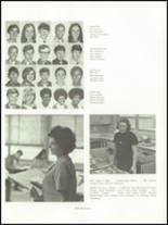 1971 A.C. Flora High School Yearbook Page 112 & 113