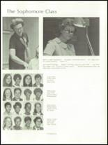 1971 A.C. Flora High School Yearbook Page 114 & 115