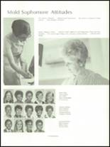 1971 A.C. Flora High School Yearbook Page 116 & 117