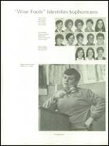 1971 A.C. Flora High School Yearbook Page 118 & 119