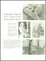 1971 A.C. Flora High School Yearbook Page 120 & 121