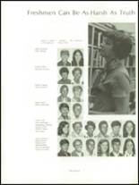 1971 A.C. Flora High School Yearbook Page 124 & 125