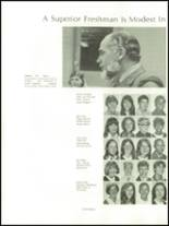 1971 A.C. Flora High School Yearbook Page 126 & 127
