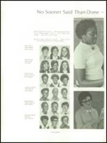 1971 A.C. Flora High School Yearbook Page 128 & 129