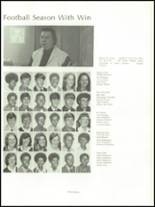 1971 A.C. Flora High School Yearbook Page 132 & 133
