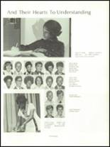 1971 A.C. Flora High School Yearbook Page 134 & 135