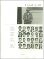 1971 A.C. Flora High School Yearbook Page 136 & 137
