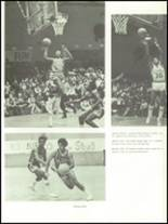 1971 A.C. Flora High School Yearbook Page 152 & 153