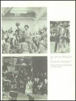1971 A.C. Flora High School Yearbook Page 154 & 155