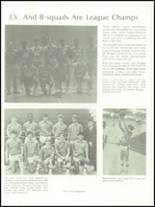 1971 A.C. Flora High School Yearbook Page 156 & 157