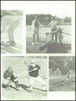 1971 A.C. Flora High School Yearbook Page 160 & 161