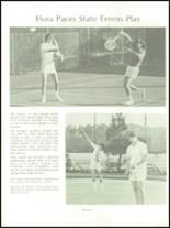 1971 A.C. Flora High School Yearbook Page 162 & 163