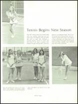 1971 A.C. Flora High School Yearbook Page 166 & 167