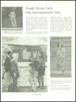 1971 A.C. Flora High School Yearbook Page 176 & 177