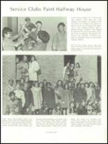 1971 A.C. Flora High School Yearbook Page 178 & 179