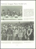 1971 A.C. Flora High School Yearbook Page 182 & 183
