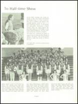 1971 A.C. Flora High School Yearbook Page 184 & 185