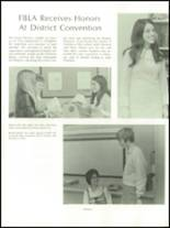 1971 A.C. Flora High School Yearbook Page 194 & 195