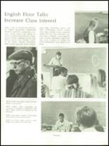 1971 A.C. Flora High School Yearbook Page 202 & 203