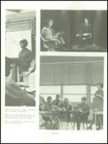 1971 A.C. Flora High School Yearbook Page 206 & 207