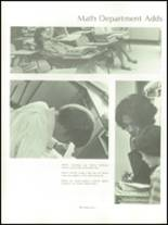 1971 A.C. Flora High School Yearbook Page 208 & 209