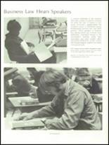 1971 A.C. Flora High School Yearbook Page 214 & 215
