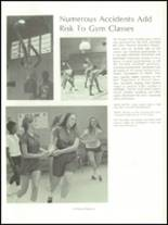 1971 A.C. Flora High School Yearbook Page 216 & 217