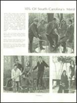 1971 A.C. Flora High School Yearbook Page 218 & 219