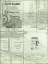 1971 A.C. Flora High School Yearbook Page 228 & 229
